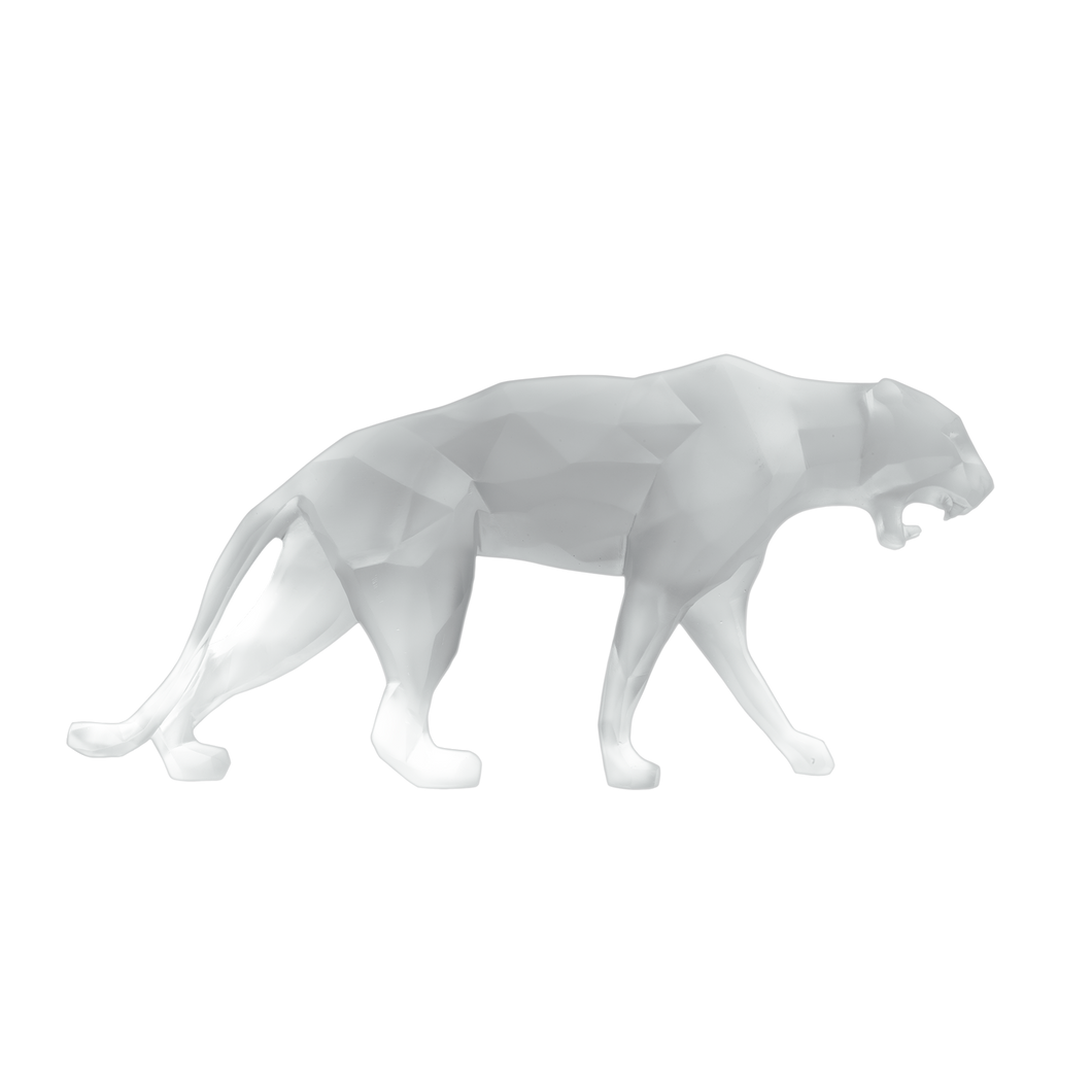Wild white Panther by Richard Orlinski 99 ex