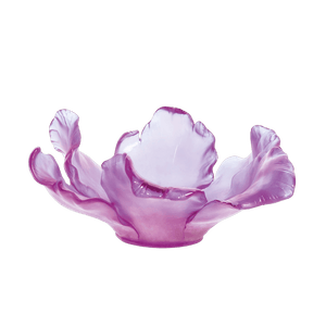 Large Tulip Bowl in Ultraviolet