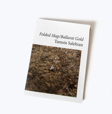 Folded Map/Ballarat Gold (book)