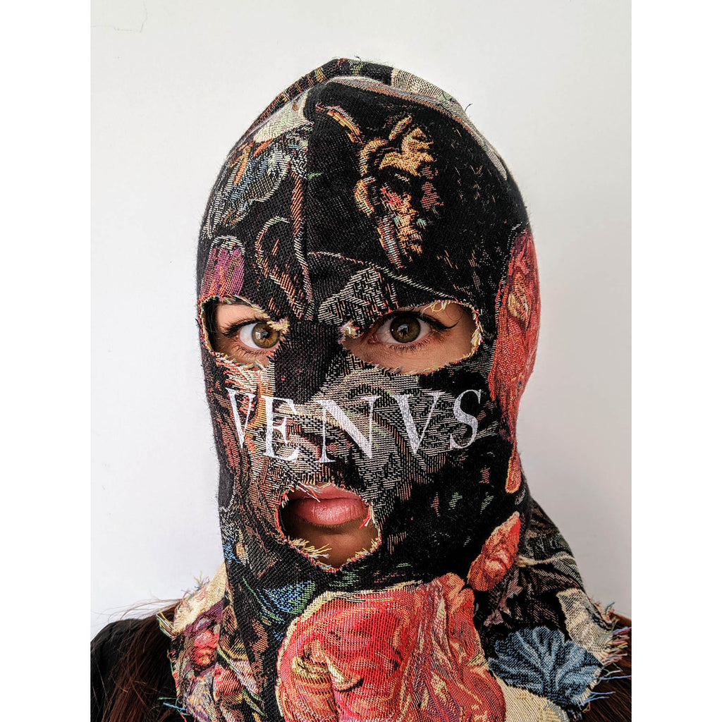 Haute Couture Mask (camouflage)