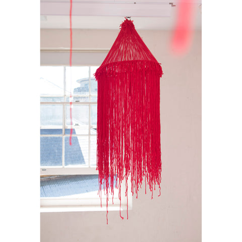 Ritual, the Red Chandelier