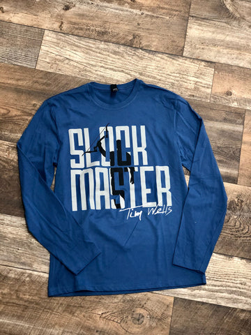 Slockmaster Long-Sleeve T