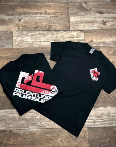 Relentless Pursuit logo T