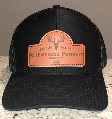 Relentless Pursuit Television Hat