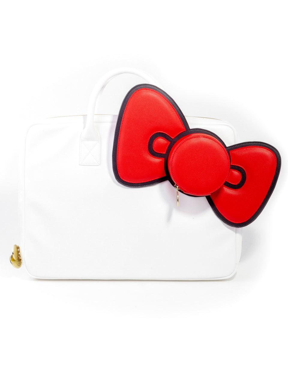 JimmyPaul x Hello Kitty - Bow Laptop Bag