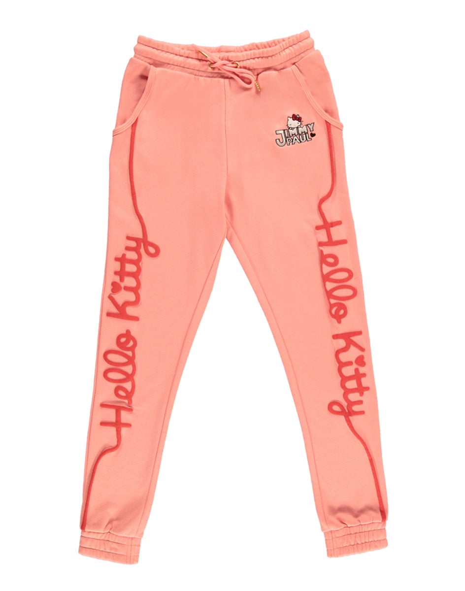 JimmyPaul x Hello Kitty - Pink Ladies Jogger