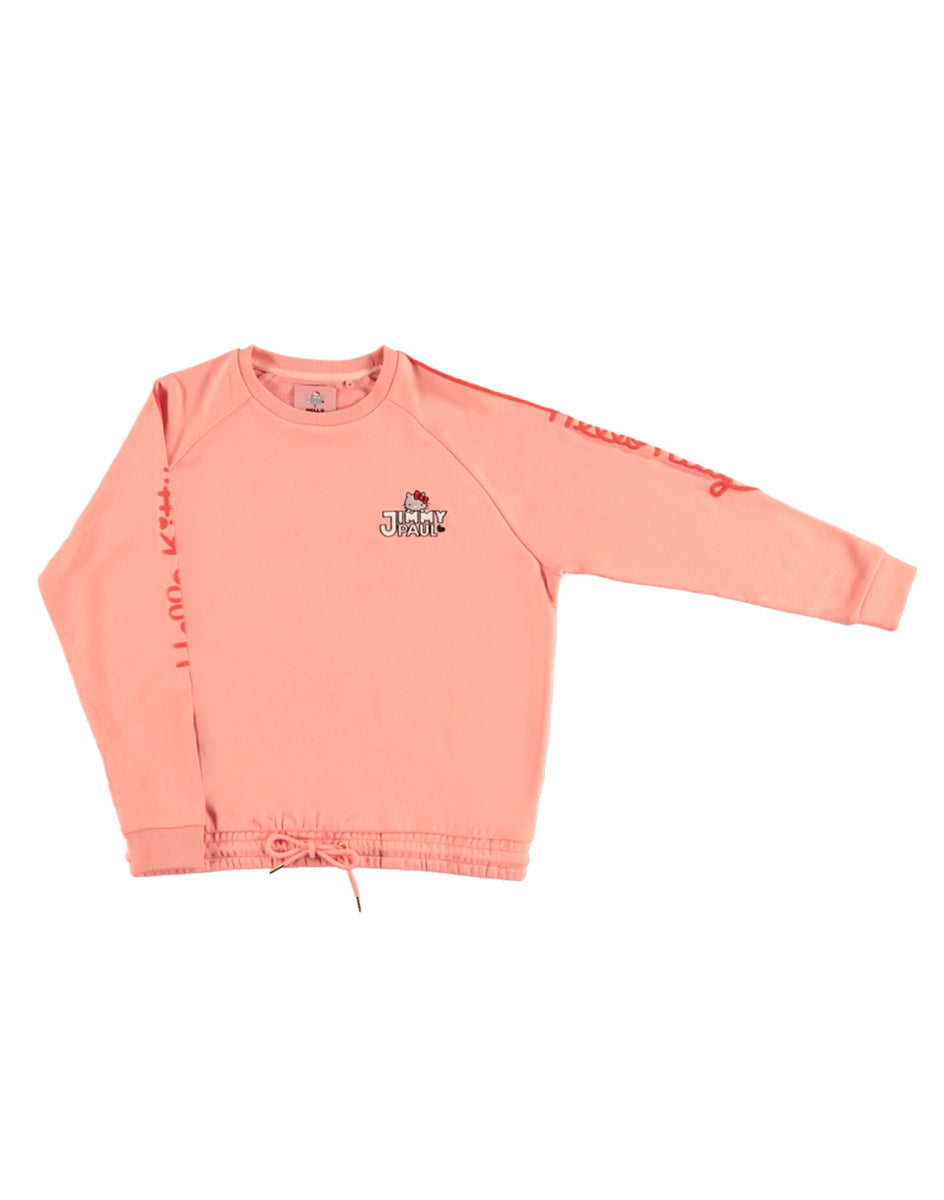 JimmyPaul x Hello Kitty - Pink Ladies Sweatshirt
