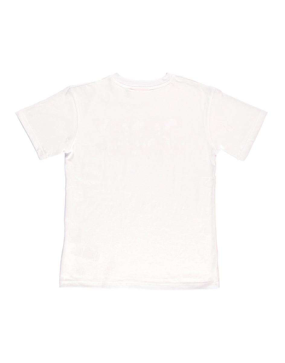 JimmyPaul x Hello Kitty - White Logo Top