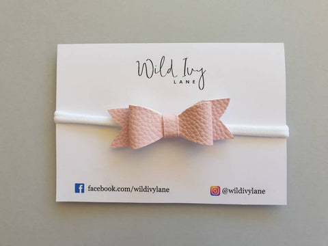 Sweetheart Headband - Blush