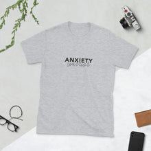 Load image into Gallery viewer, Anxiety Warrior - Short-Sleeve Unisex T-Shirt