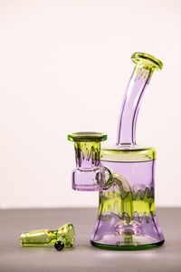 Stevie P Purple and Green Rig