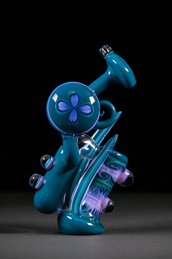 Stevie P Blue Water Pipe