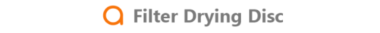 Filter Drying Disc