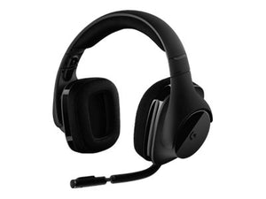 Logitech G533 Wireless Gaming - Headset - 7.1 channel - full size - wireless