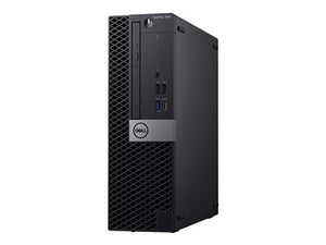 Dell OptiPlex 7060 with 3Y ProSupport - SFF - 1 x Core i7 8700 / 3.2 GHz - RAM 16 GB - SSD 256 GB