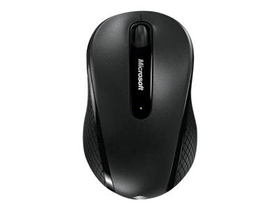 Microsoft Wireless Mobile Mouse 4000 for Business - Mouse - optical - 4 buttons - wireless - 2.4 GHz - USB wireless receiver