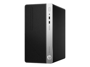 HP ProDesk 400 G5 - Micro tower - 1 x Core i5 8500 / 3 GHz - RAM 4 GB - HDD 500 GB