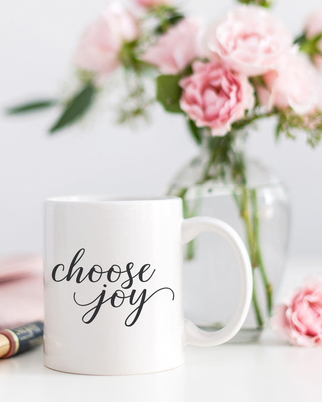 11 oz. Mug - choose joy