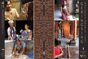 Balinese Double Ikat: Filming in Bali, Indonesia