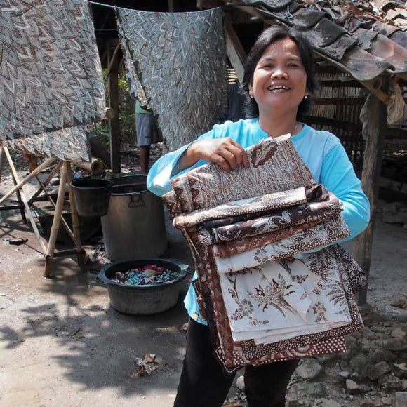 Batik of Java: A Visual Journey
