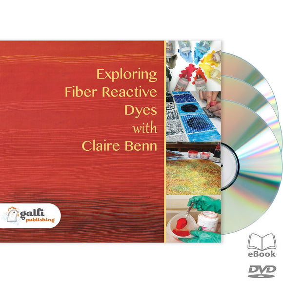 Exploring Fiber Reactive Dyes [DVD]