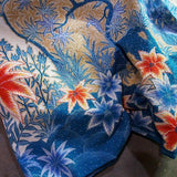 Exquisite sample of bright floral batik, Pekalongan Batik, Java