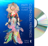 Cloth Doll Mermaids • Patti Medaris Culea