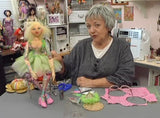 Cloth Doll Inspirations with Patti Medaris Culea