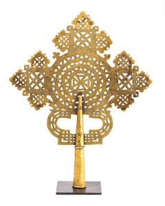 Large Coptic cross