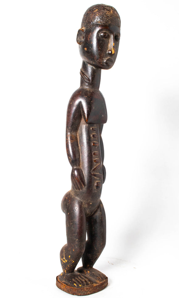 Baule Fetish Figure, Ivory Coast