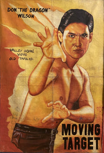 Moving Target movie poster