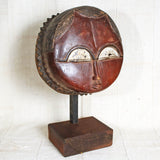 Baule tribal mask