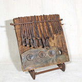 Original African instrument called a Thumb Harp