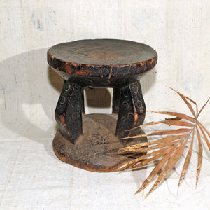high quality tribal stool from Africa
