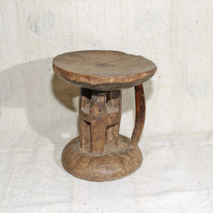 wood stool from Africa