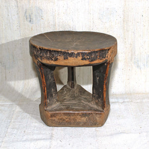 Stool with high evidence of age