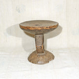 Short Authentic African Table