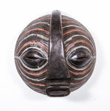 African mask wall decoration
