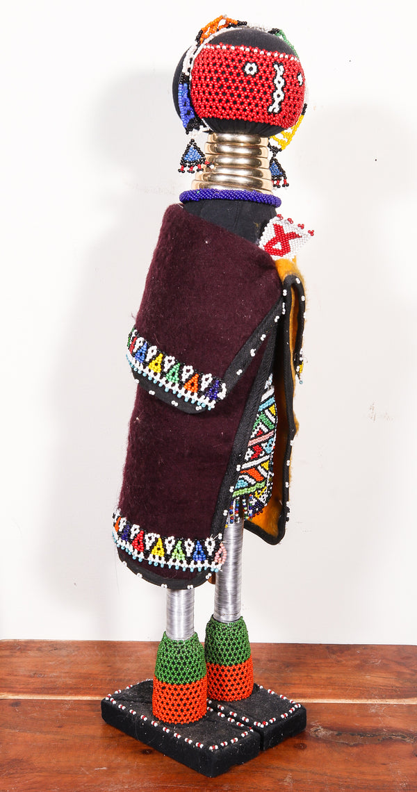 Ndebele Doll, South Africa
