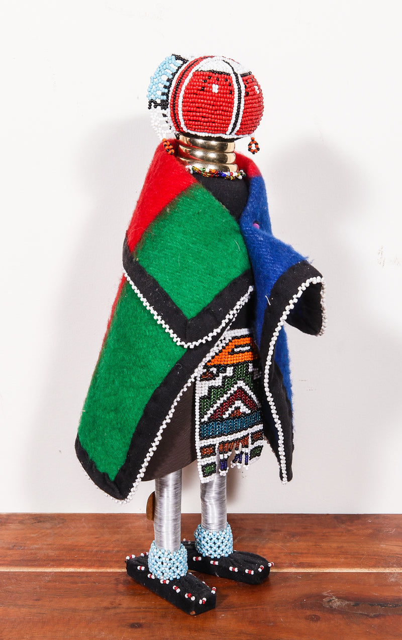 Authentic African Doll