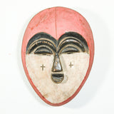Abstract African Mask