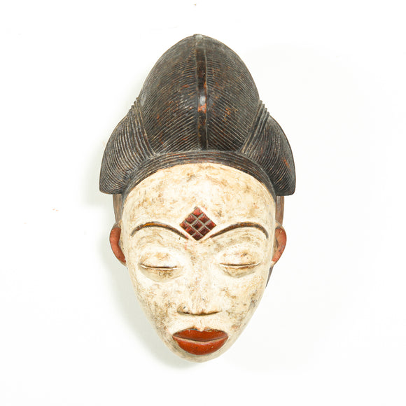 Female African Mask