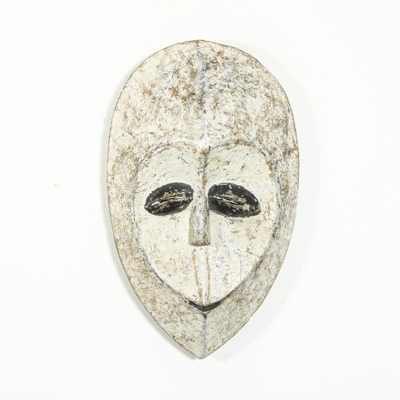 White African Mask