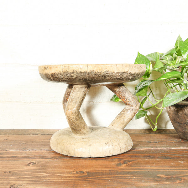 Stool from Zimbabwe