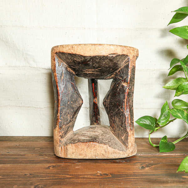 Tonga stool from Africa