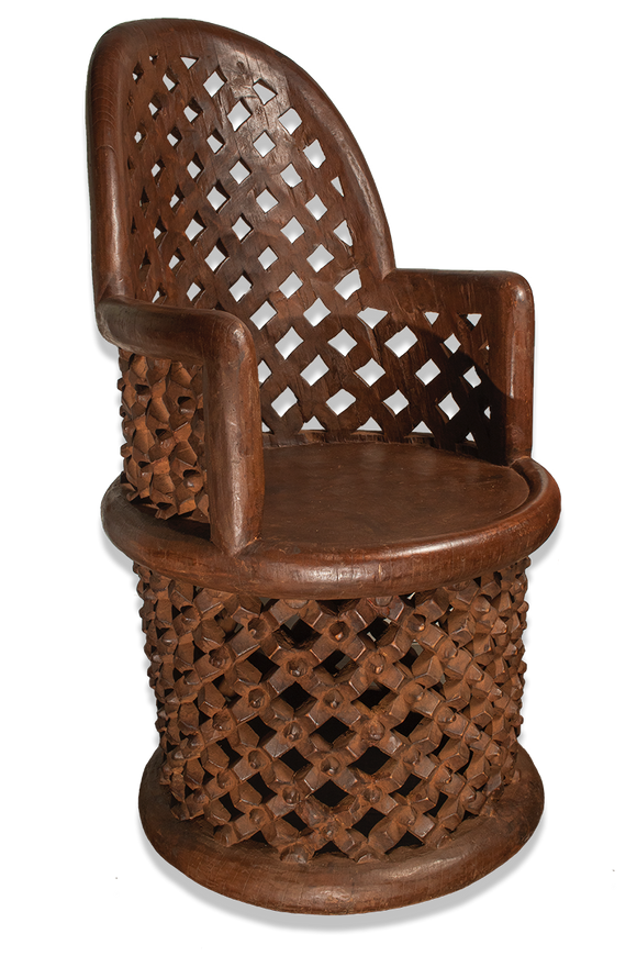 Bemileke King Chair, Camrooon