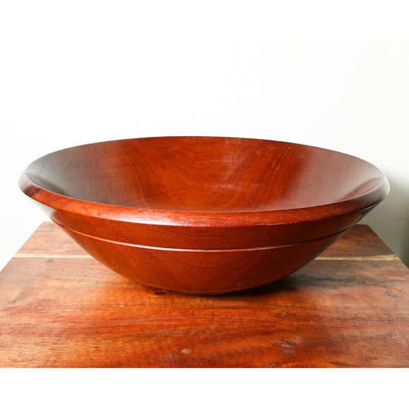 Wooden Decorative Bowl
