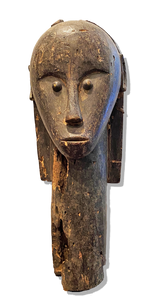 Wooden piece from the Fang tribe Gabon