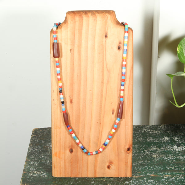 Antique Beaded African Necklace