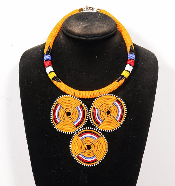 Bead Jewelry from Africa